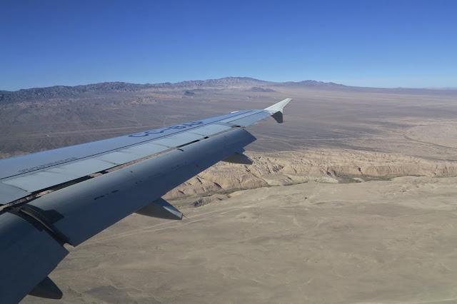 Tempo de avião até Calama