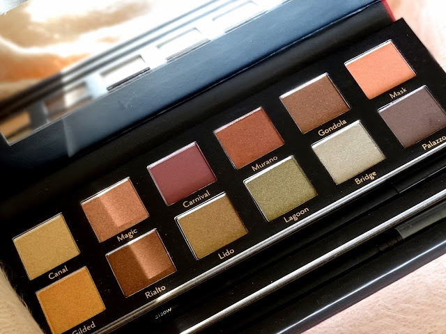 Cargo Venice Enchantment Eyeshadow Palette