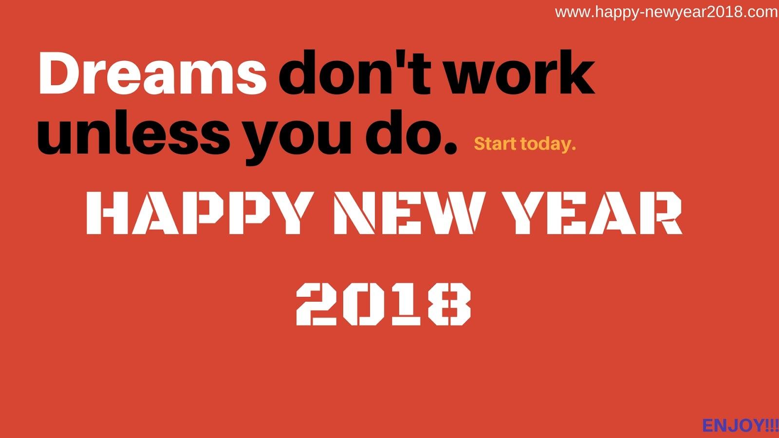happy new year 2018 wallpers hd