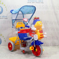 family bee baby tricycle