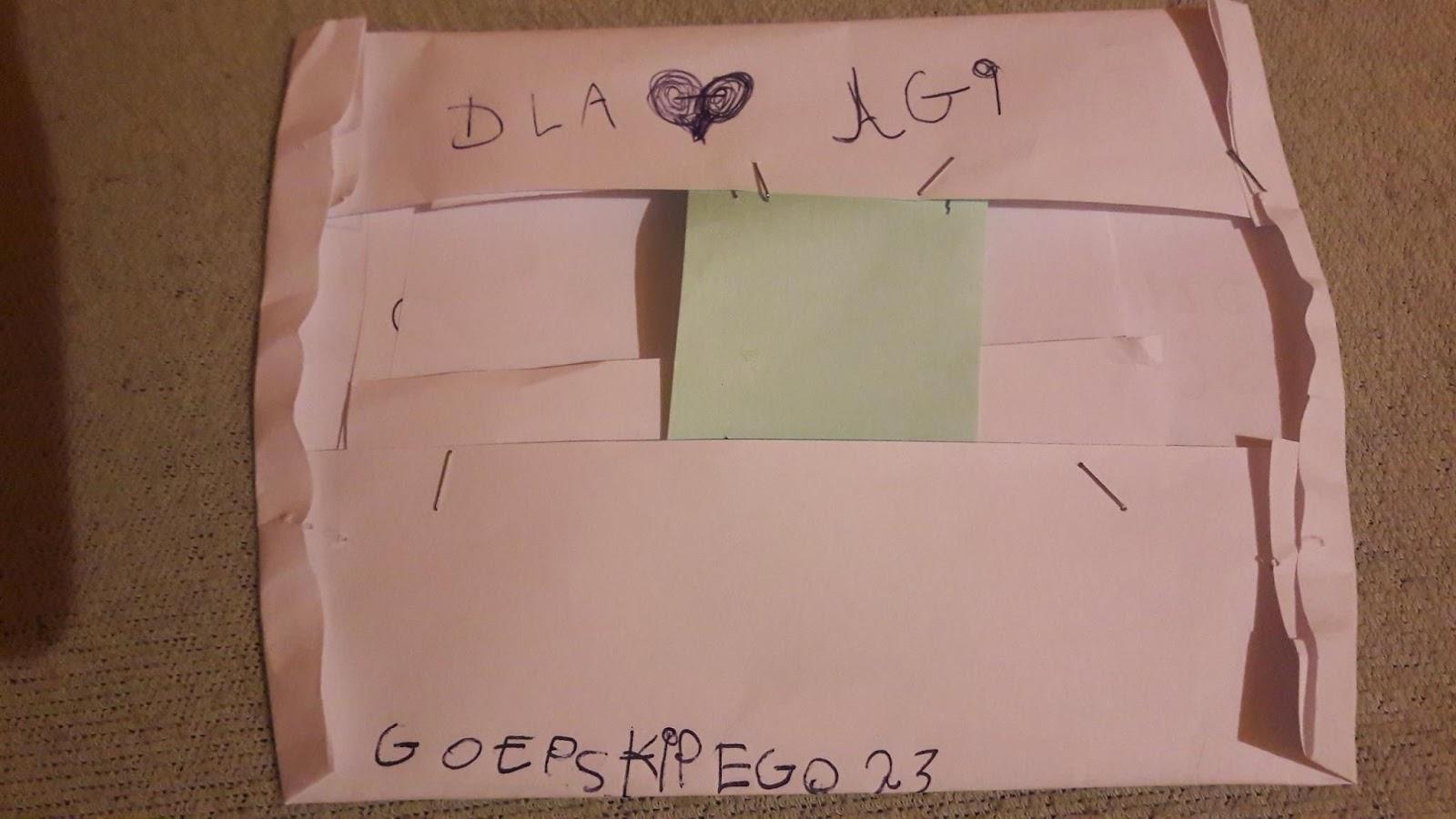 Zaproszenie Na 7 Urodziny Ali Ala I Ola