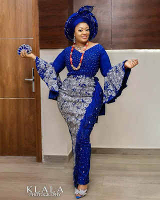 Complete aso oke looks for ladies