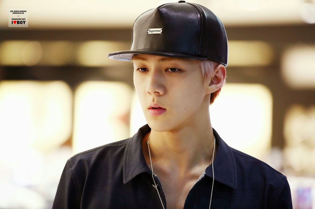 EXO's Sehun goes on IG once again to warn sasaeng fans