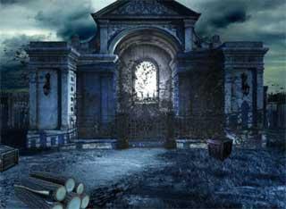 Juegos de Escape - Scary Cemetery Escape 2