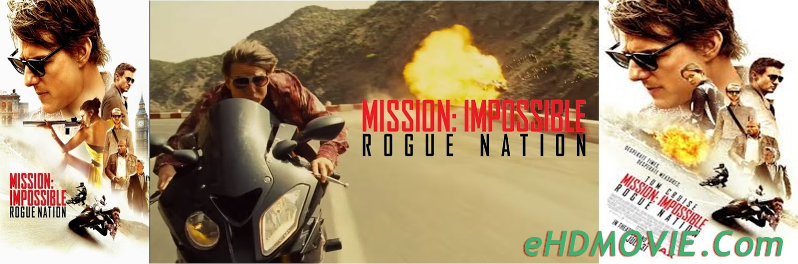 Mission Impossible 5 Rogue Nation 2015 Full Movie Dual Audio [Hindi – English] 720p – 480p ORG BRRip 450MB – 1.2GB ESubs Free Download