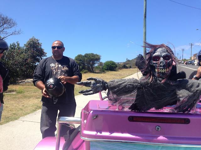 Harley Trike Ride  Sydney