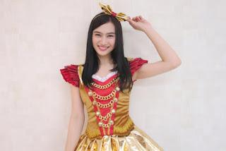Kostum Melody JKT48