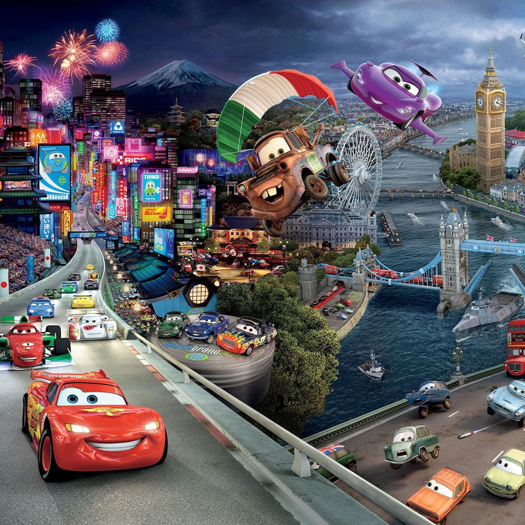 Disney movies hd wallpapers information and wallpapers - Disney cars wallpaper ...