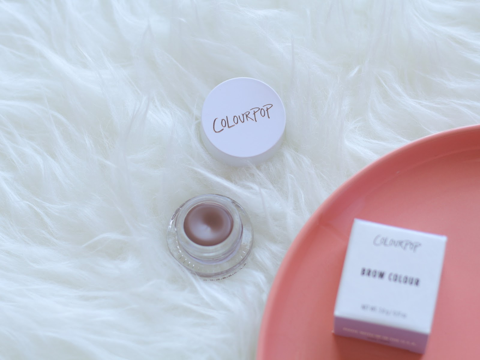 Colourpop Brow Colour Dope Taupe Review Makeup in Manila