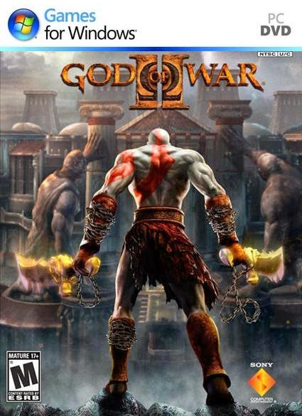 Game God Of War II For PC Full Rip