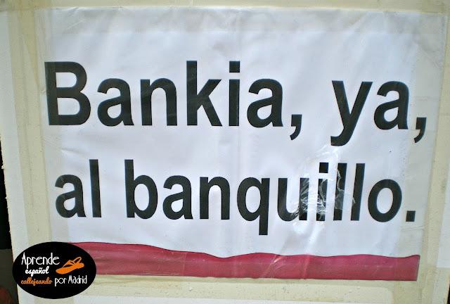 banco banquillo
