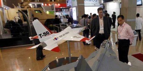 T-50 Korea Selatan