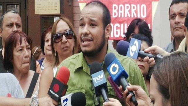 Detienen al periodista Carlos Julio Rojas en San Bernardino