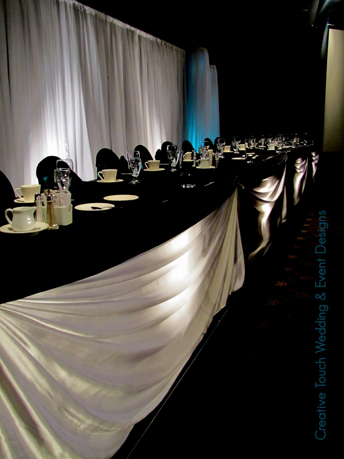Teal Chair Covers For Wedding Extra Large Tub Chairs Creative Touch Designs Conexus And Black