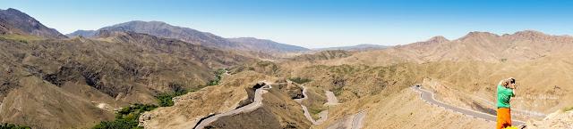 morocco sahara desert atlas mountain road