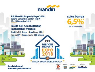 REI Mandiri Property Expo 2018