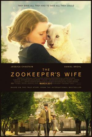 LA CASA DE LA ESPERANZA (The Zookeeper's Wife) (2017) Ver online
