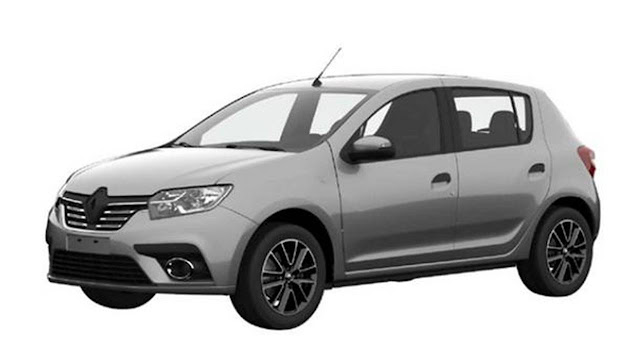 Novo Renault Sandero 2018