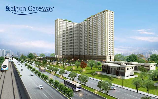 Dự án chung cư Saigon Gateway tiếp tục gây sốt thị trường bất động sản
