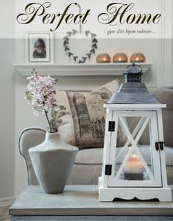 hvit lilje perfect home