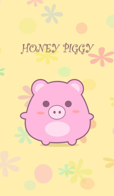 Honey piggy