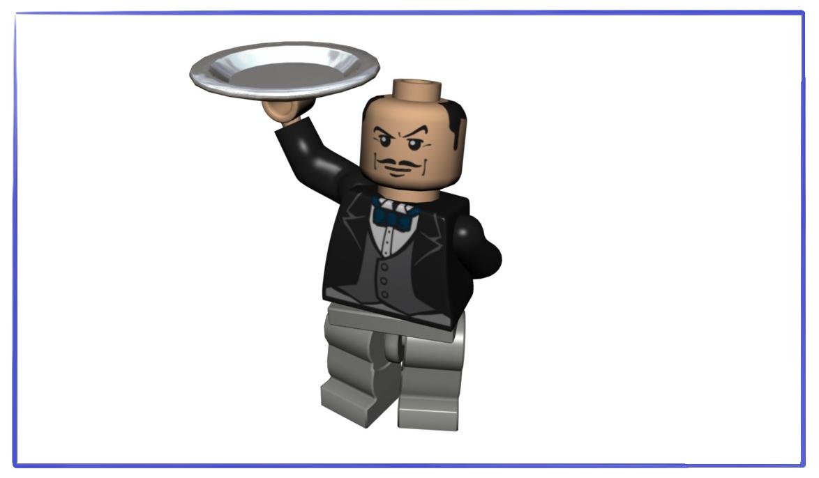 Cape and Cowl: 'The LEGO Batman Movie' - Ralph Fiennes ...