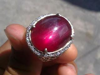 Ciri Batu Ruby Asli dan Palsu