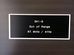 Mengatasi Monitor Out Of Range Saat Bermain Game