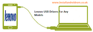 Lenovo USB drivers for any models