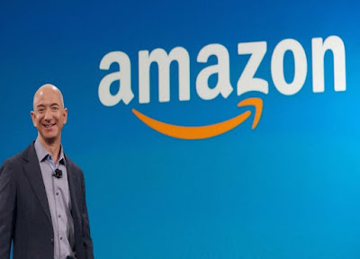 Gaya Hidup Seorang Jeff Besoz Bos Amazon