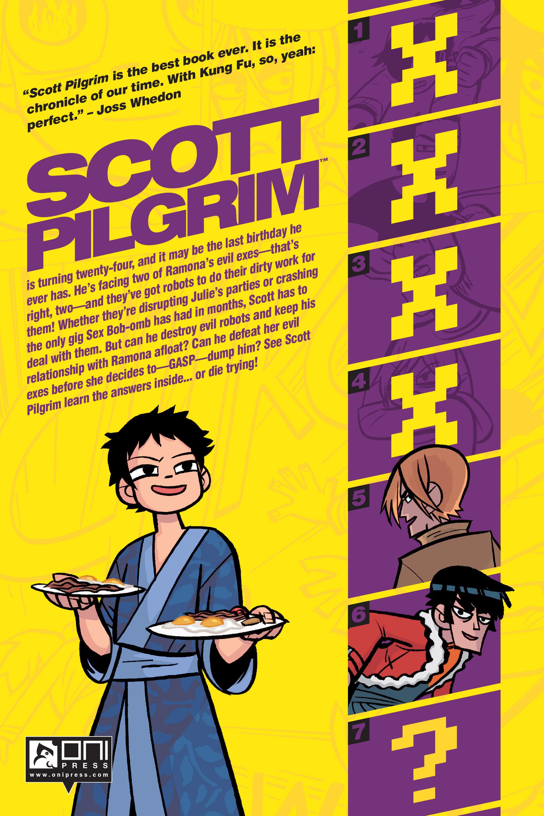 Read online Scott Pilgrim comic -  Issue #5 - 218