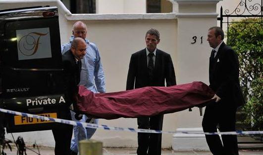 HOLLYWOOD: Amy Winehouse Dead