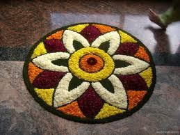 Onam Pookalam Theme Designs