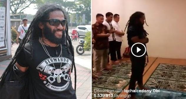 Video Ini Ditonton Hampir 5 Juta. Siapakah Lelaki Ini Misteri Yg Buat Ramai TERGAMAM !!!