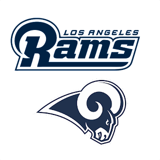 Los Angeles Rams Logo vector (.cdr) Free Download