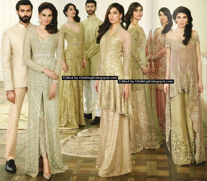 Story 2017 Wedding Trend Predictions: Top-6 2016-2017 Bridal / Party Wear Fashion Trends