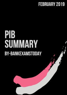 PIB Summary February 2019- PDF