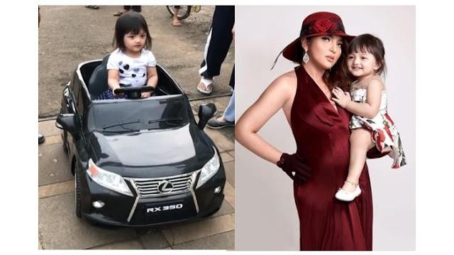 Arsy Naik Mobil Mewah, Justru Anak Dibelakang Ini Yang Jadi Viral