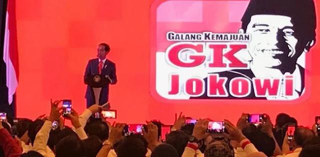 JLEB! Tanggapi Jokowi Soal UTANG MEMBENGKAK, Gerindra: Hitung Pakai Rumus Matematika Dari Mana?