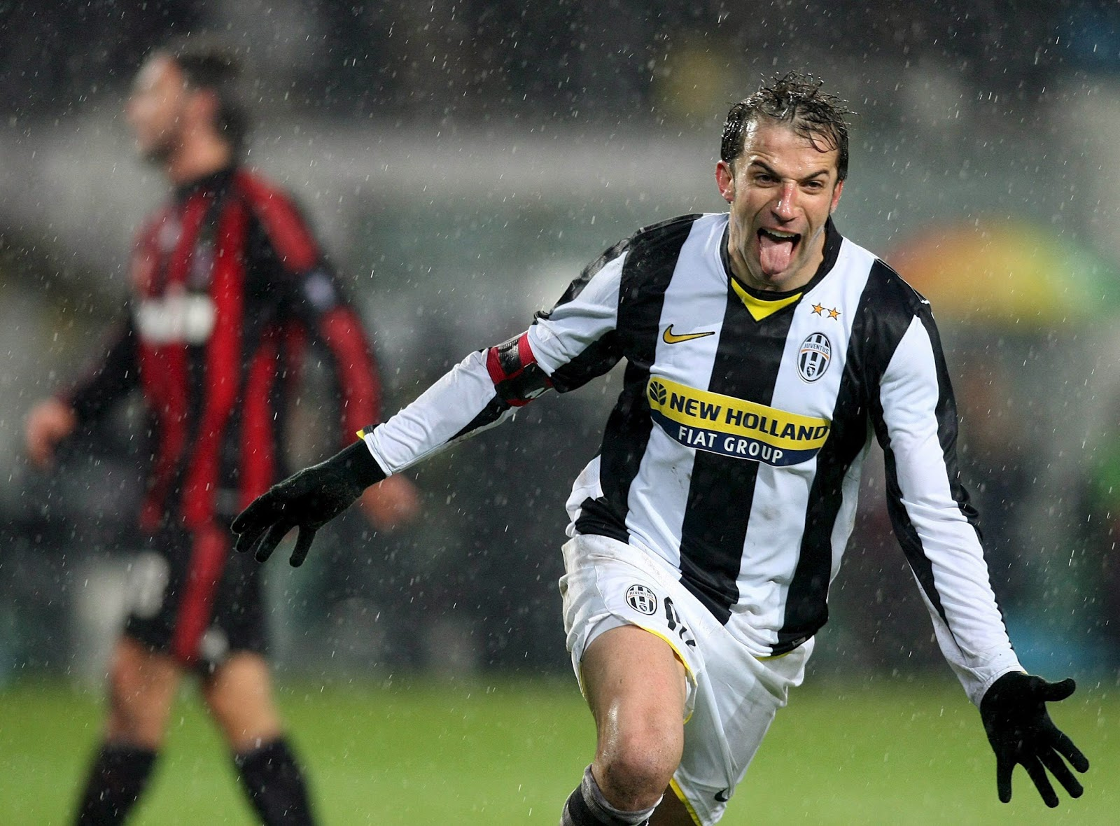 Soccer football or whatever Juventus All time Team