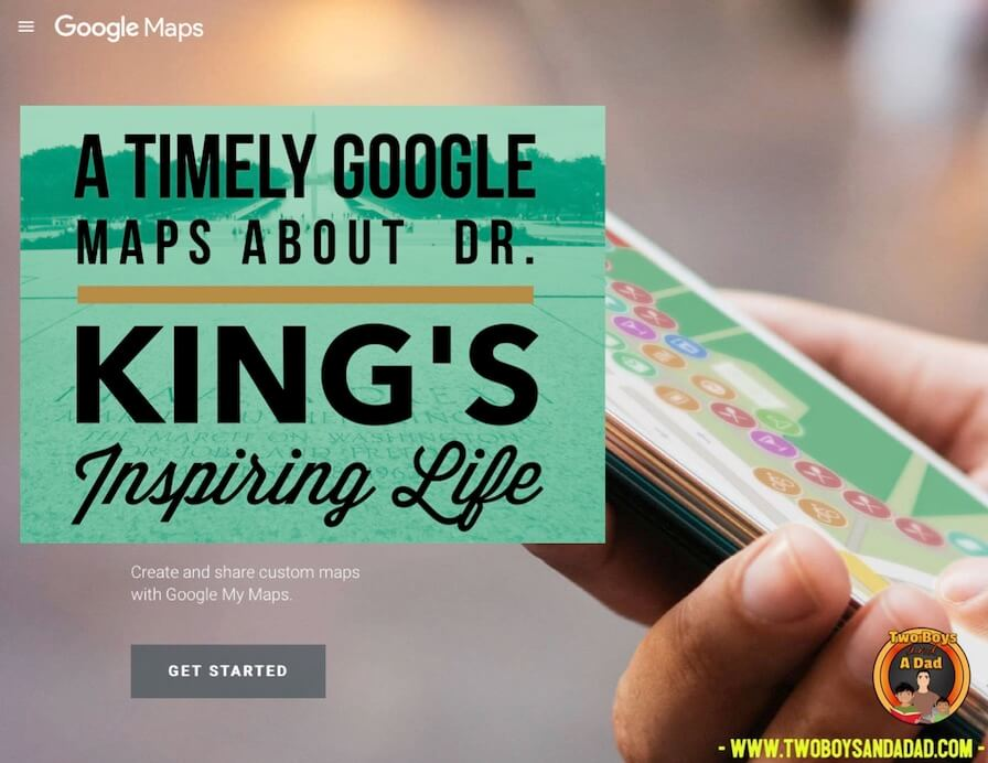 Using Google Maps in the classroom