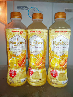 Minuman Madu lemon