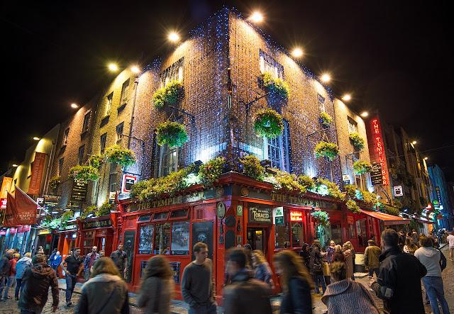 Un weekend à Dublin : bonnes adresses et que faire