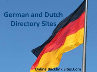German and Dutch High PR Directory Sites List