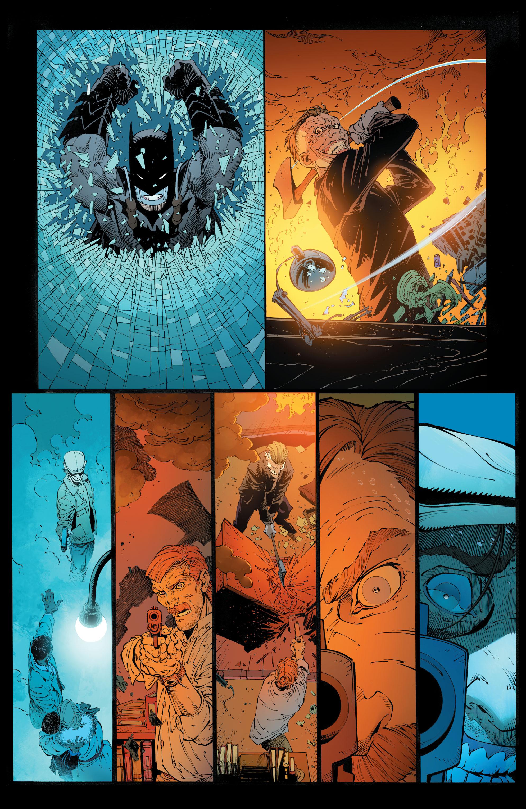 Read online Batman (2011) comic -  Issue # _TPB 7 - 72