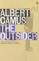The Outsider by Albert Camus book cover