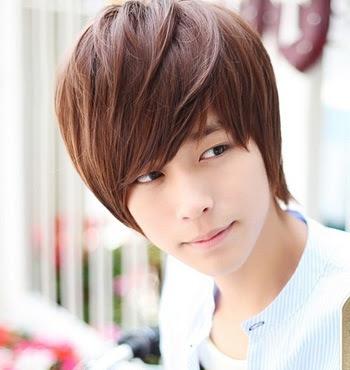 Gaya Model Rambut Cowok Pria Korea Terbaru 2013 7