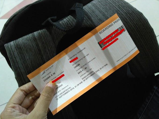 Backpacker Jogja ke Bandung Cukup Dengan Rp 250.000