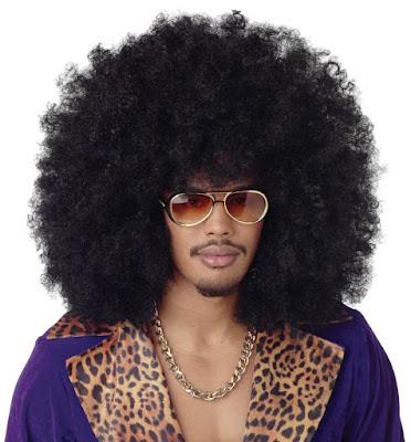 Model Rambut Afro