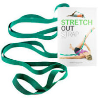OPTP Stretch Out Strap with Instructional Exercise Booklet